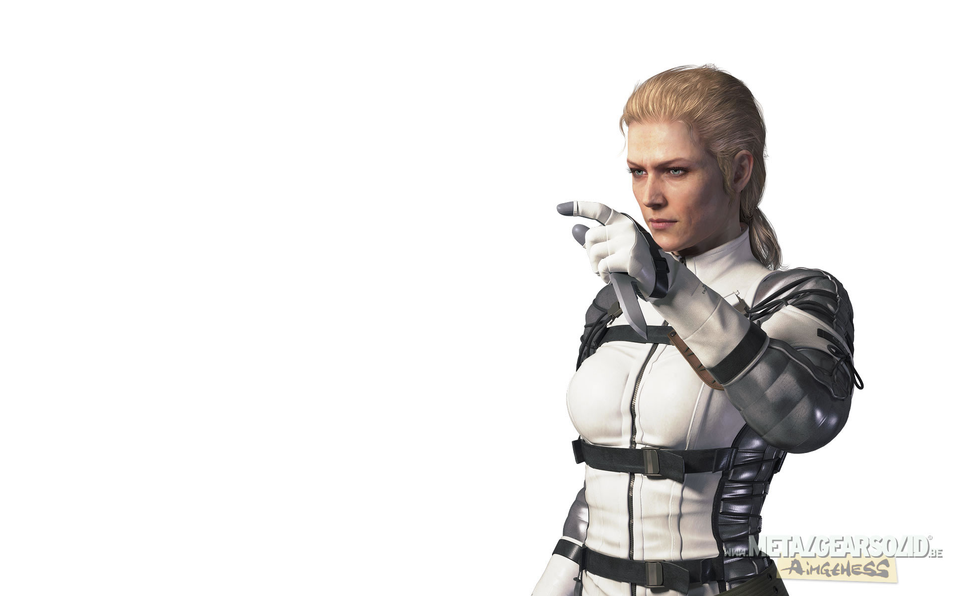 Metal Gear Solid 3: Snake Eater / Персонажи - Metal Gear Solid 3: Snake Eater big boss, eva, арт, Персонаж