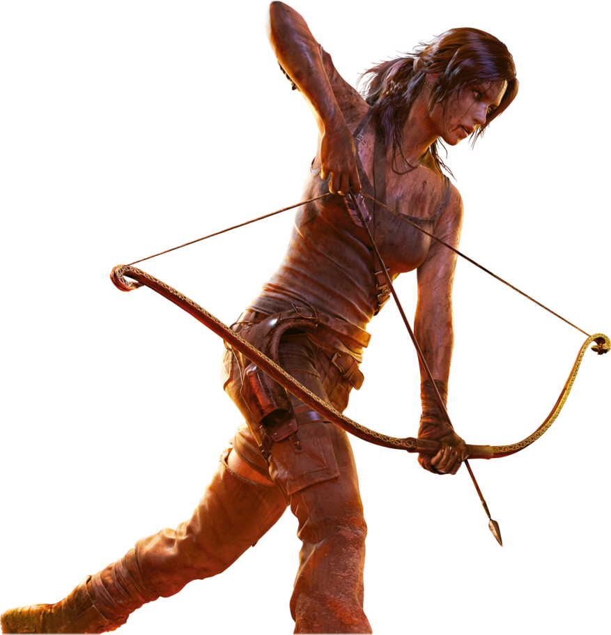 tomb_raider___lara_croft_by_ivances-d549kxb (1).png - Tomb Raider (2013)