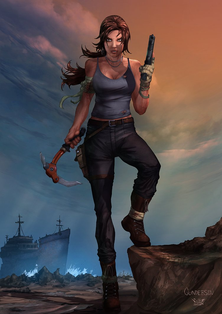 lara_croft_by_vest-d63vf40.png - Tomb Raider (2013)