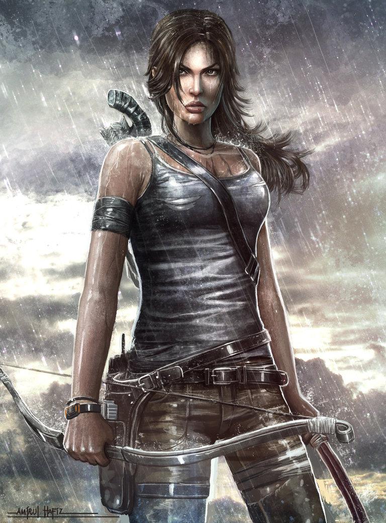 lara_croft_reborn_by_amirulhafiz-d5xwjw5.jpg - Tomb Raider (2013)