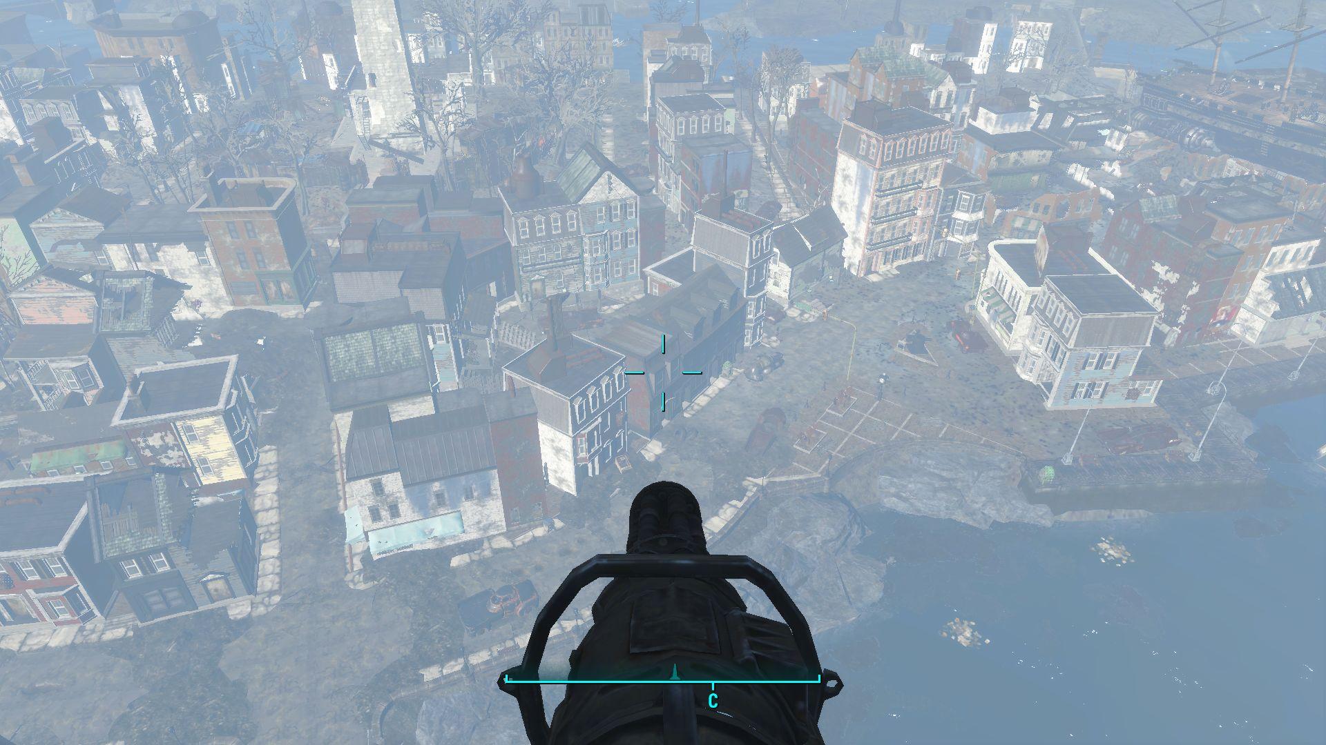 Полет валькирий - Fallout 4
