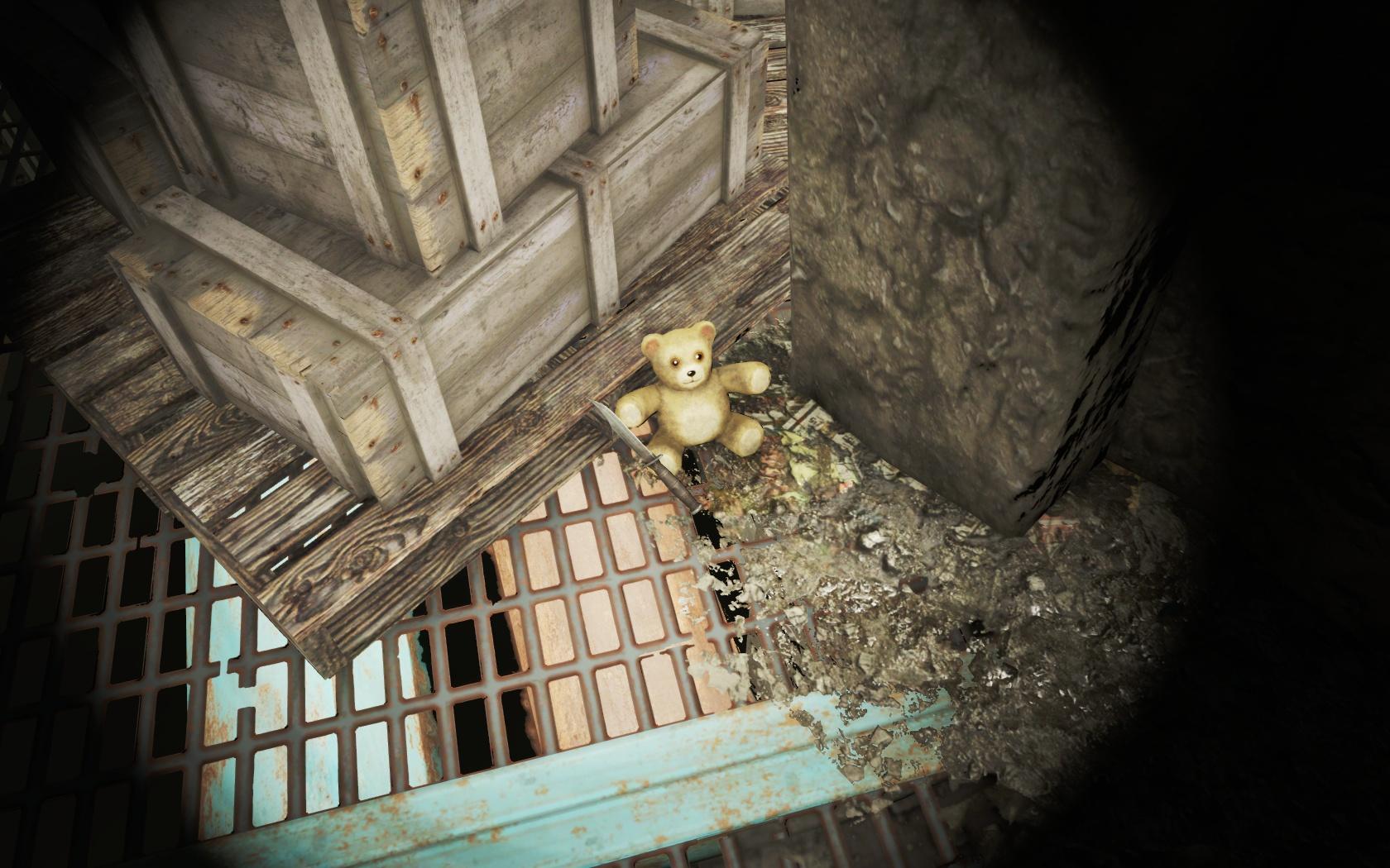 Засада (Канализация Фенс-стрит) - Fallout 4 Канализация, Канализация Фенс-стрит, Фенс, Фенс-стрит