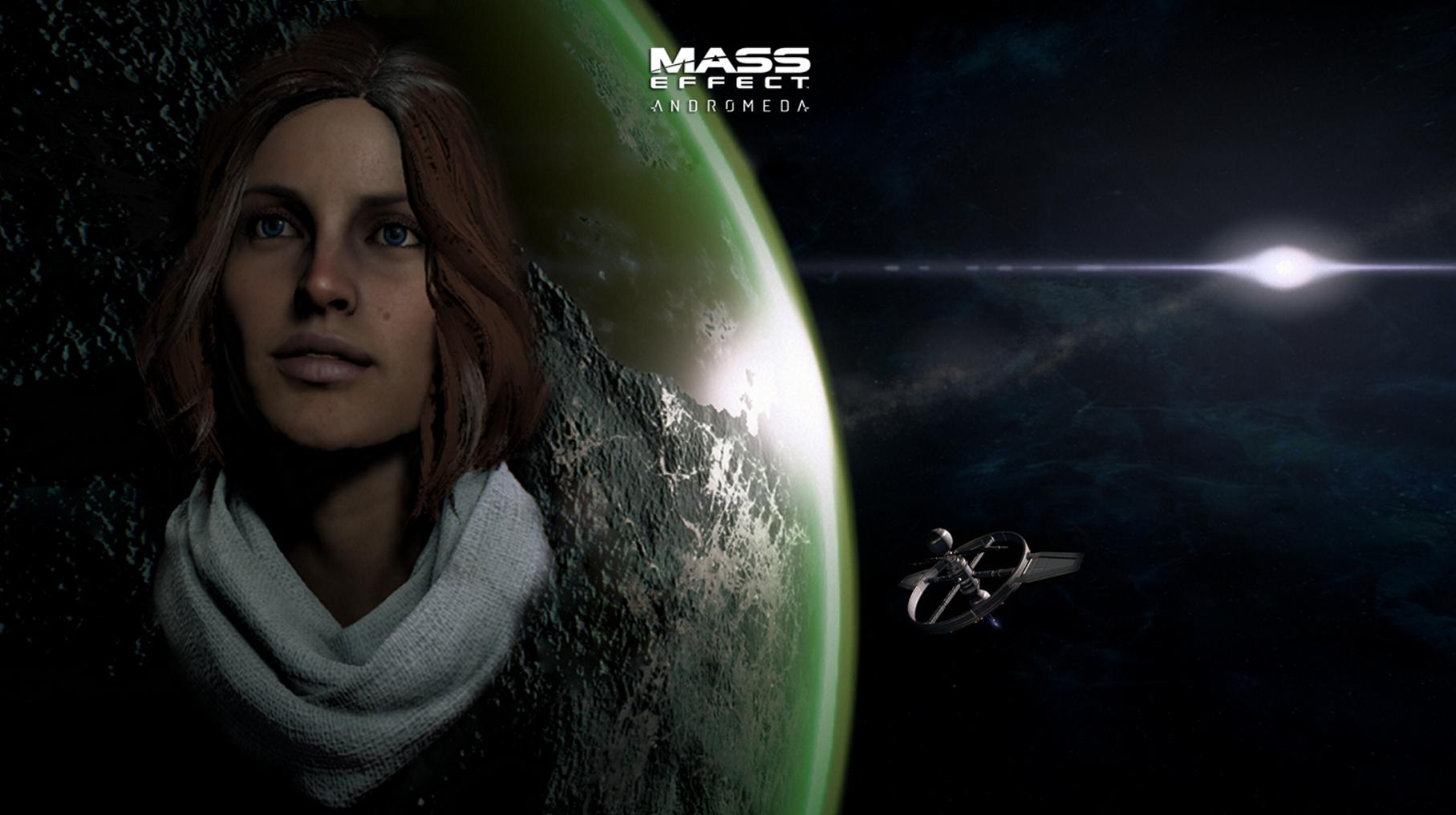 Mass Effect Andromeda (Sara Raider).png - Mass Effect: Andromeda