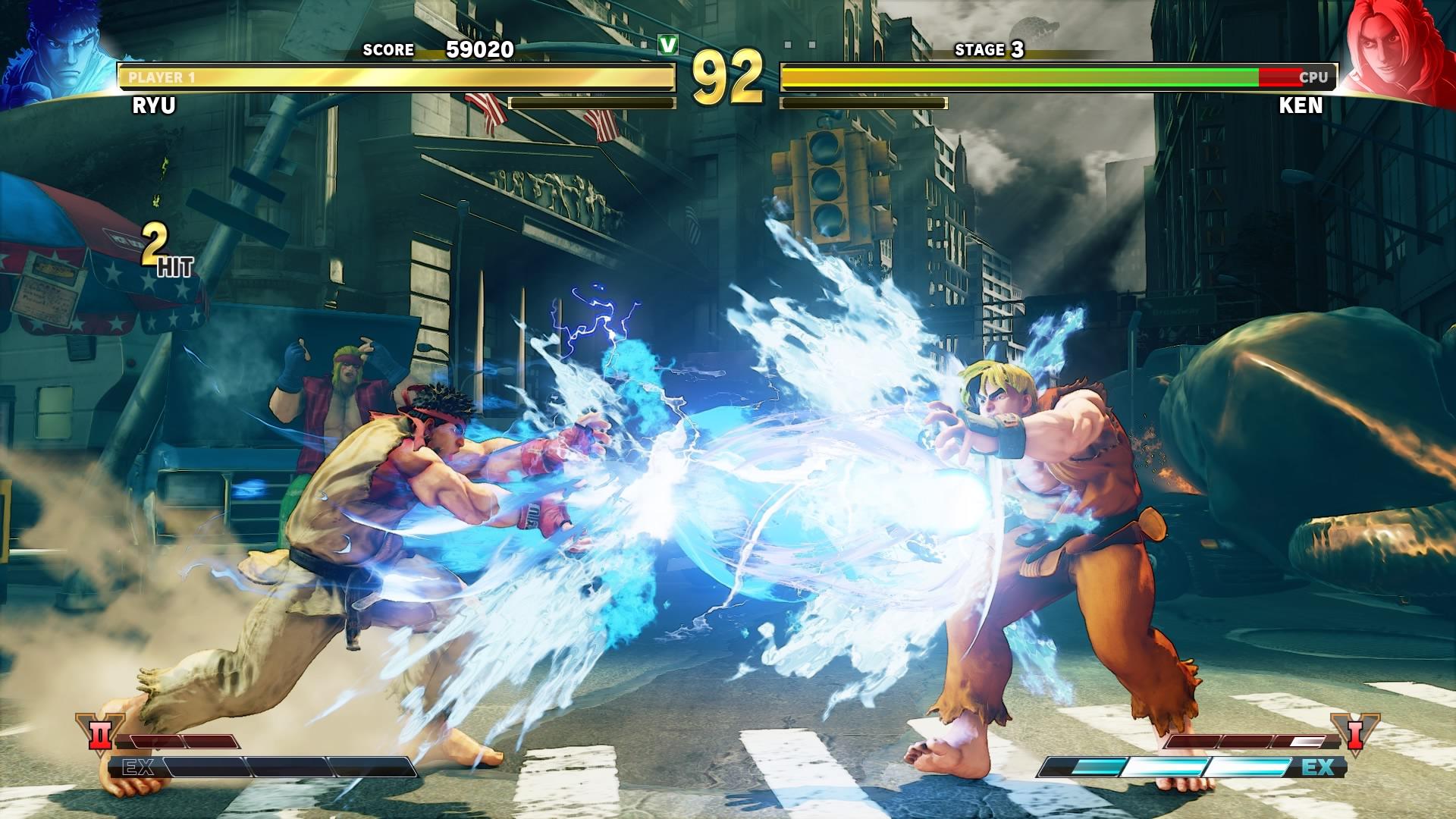 Street Fighter V: Arcade Edition - Street Fighter 5