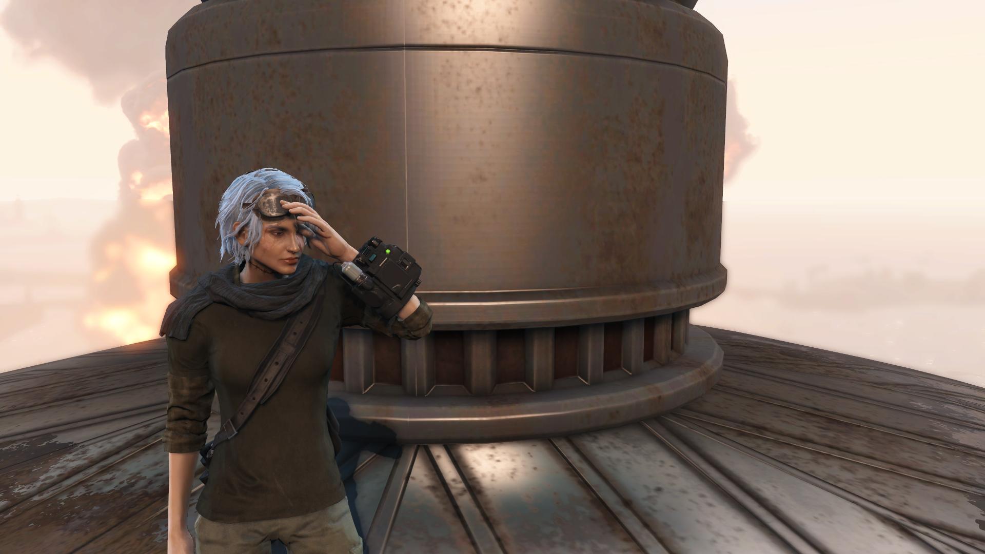 Sara - Fallout 4