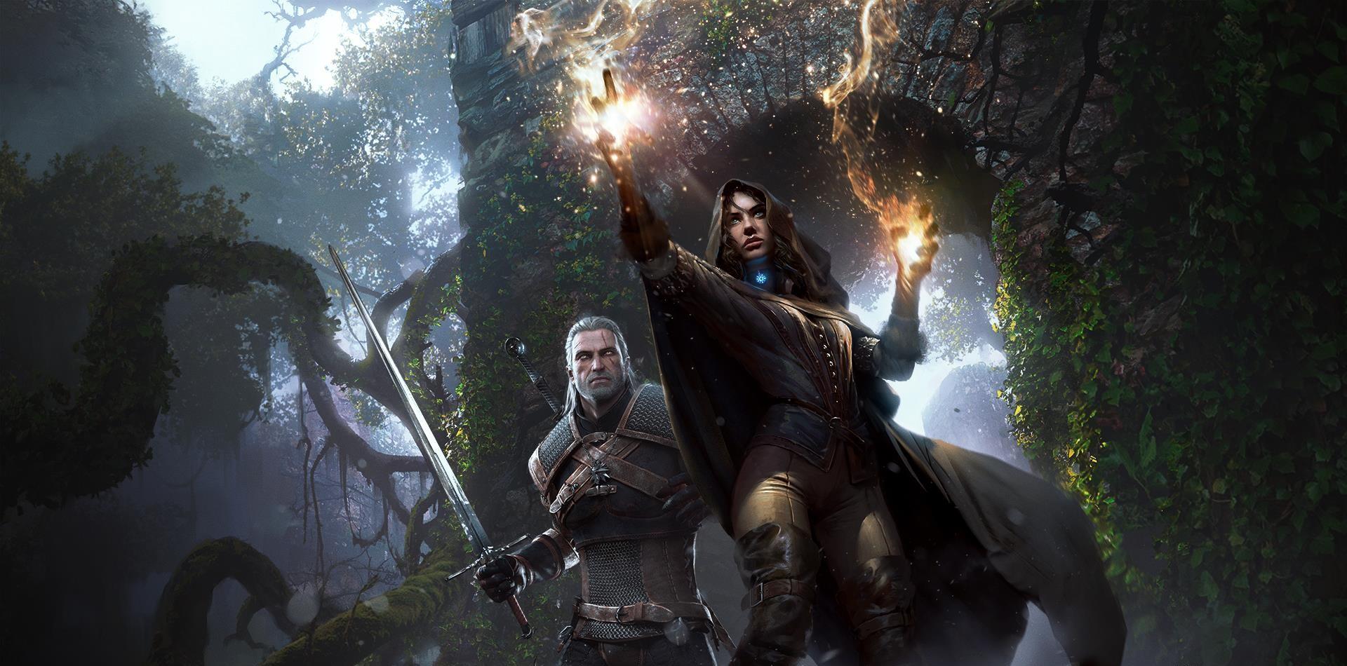Witcher 3: Wild Hunt - Witcher 3: Wild Hunt, the Арт