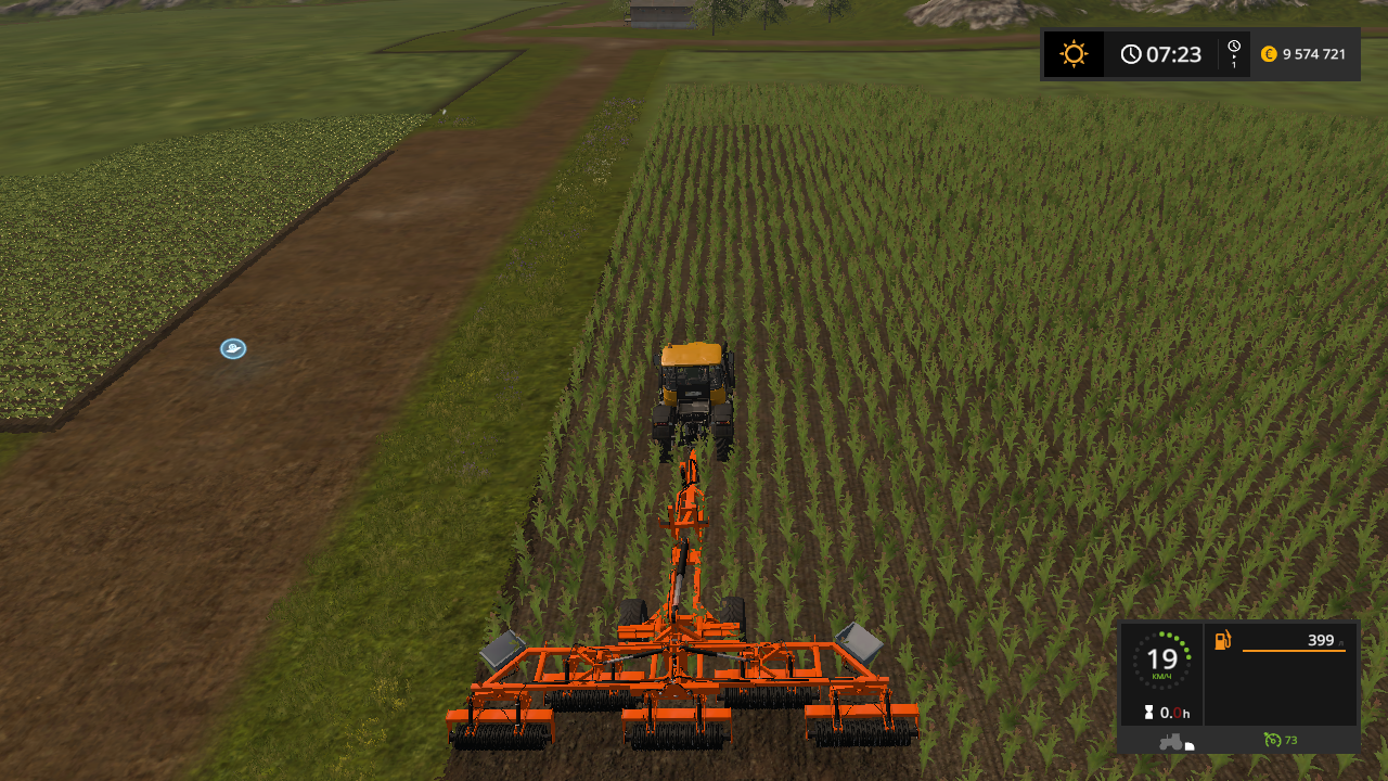 LAUMETRIS TVL 10 V 1.0 - Farming Simulator 17 Мод