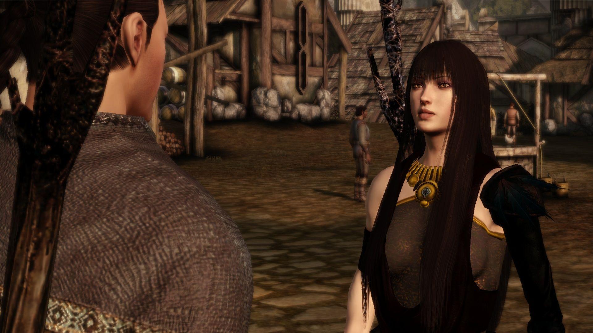 Морри - Dragon Age: Origins