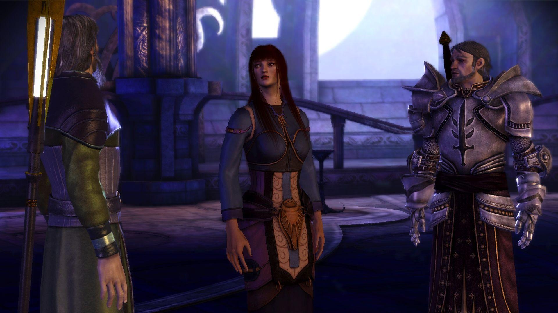 Ггшечка.Прагматичная магичка. - Dragon Age: Origins