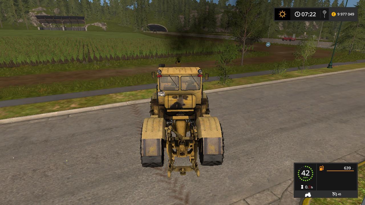 К_700А - Farming Simulator 17 Мод, Транспорт