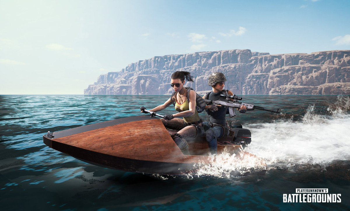 PlayerUnknown's Battlegrounds - Aquarail - PlayerUnknown's Battlegrounds