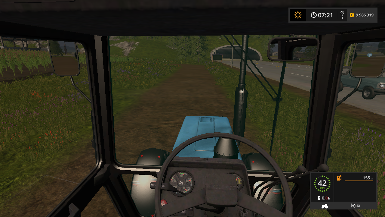 МТЗ 952 - Farming Simulator 17 Мод, погрузчик, Транспорт