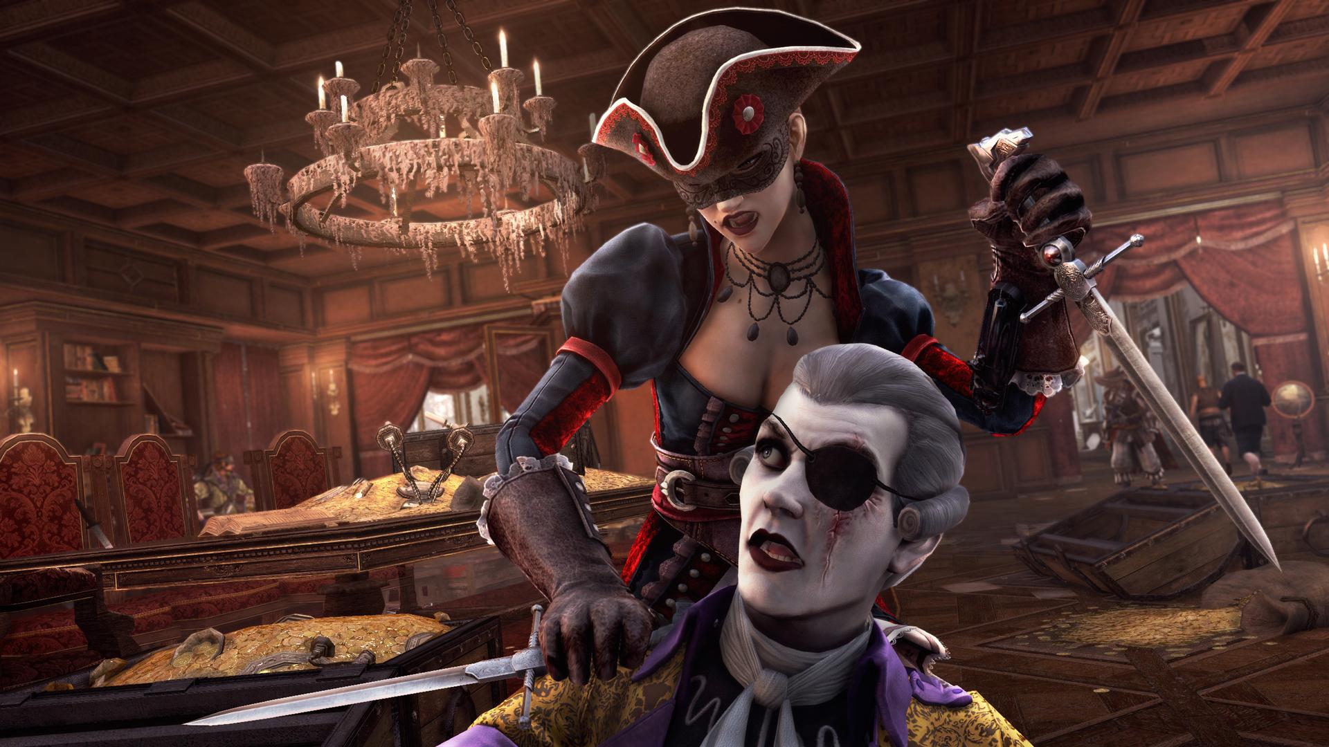 Картинки из игры Assassin's Creed 4: Black Flag - Assassin's Creed 4: Black Flag видеоигра