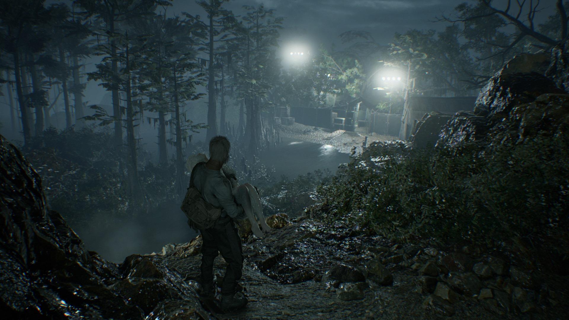 Resident Evil 7 DLC - Resident Evil 7 Арт