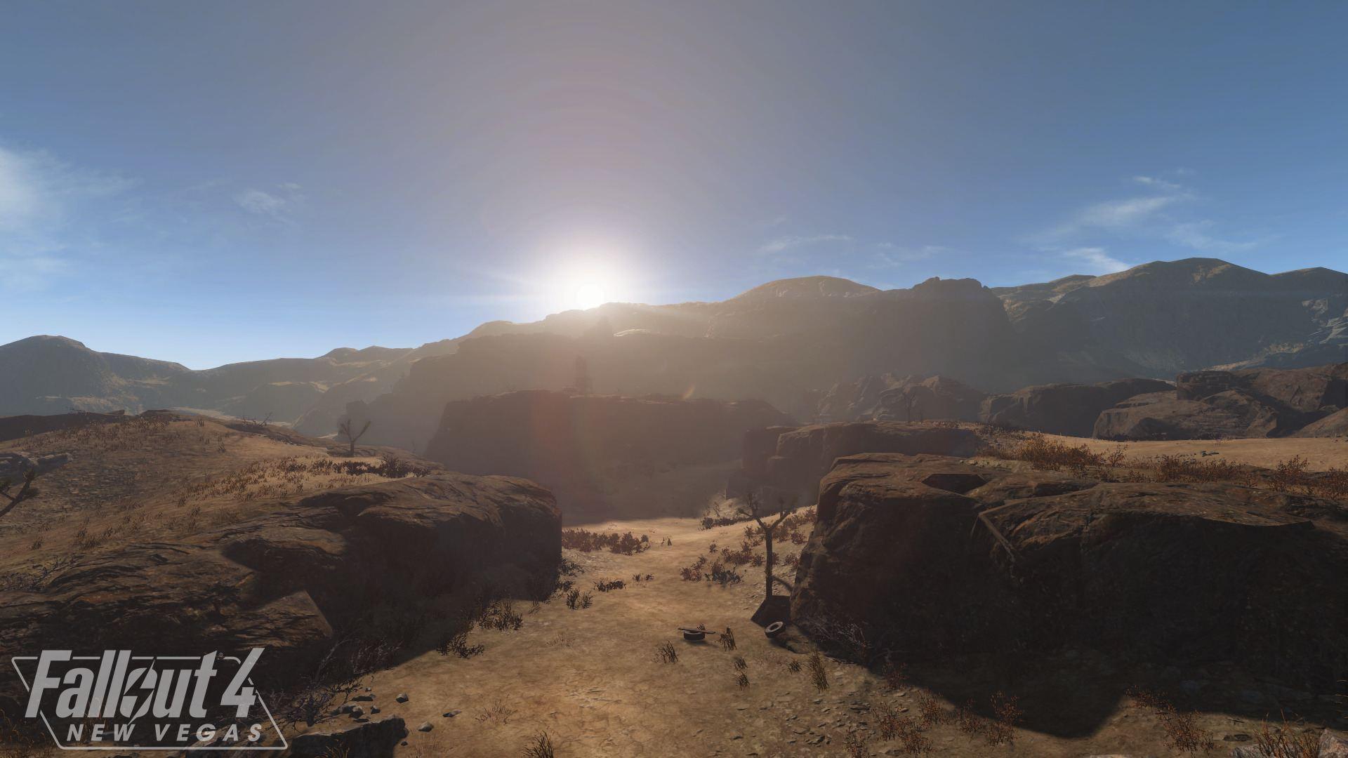 Fallout 4: New Vegas - Fallout 4