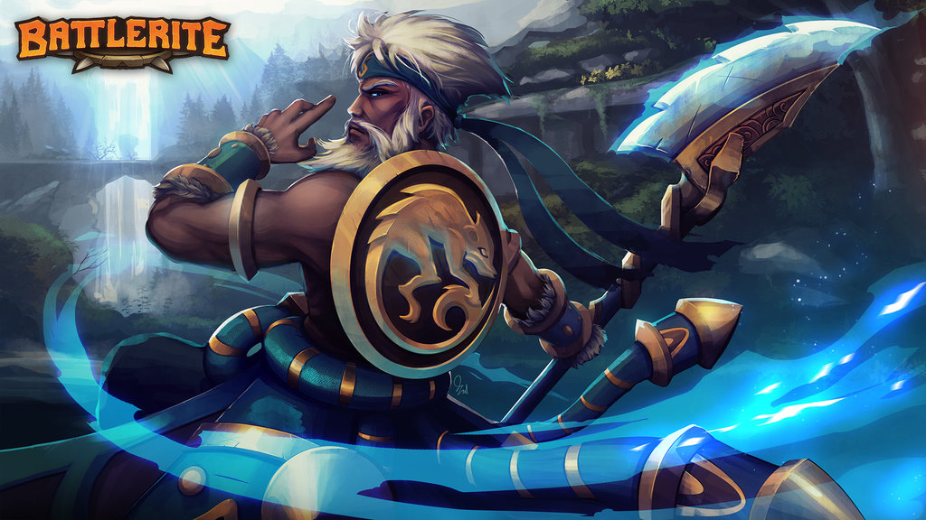 Battlerite - Battlerite