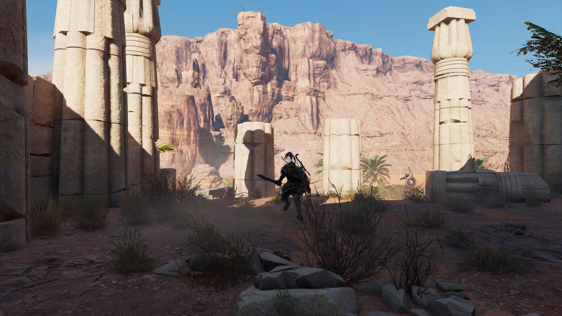 интересное - Assassin's Creed: Origins