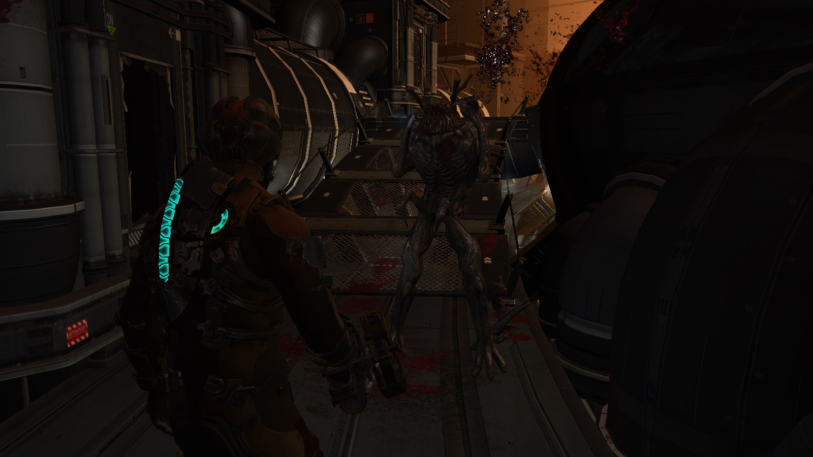 Уберкастрат - Dead Space 2