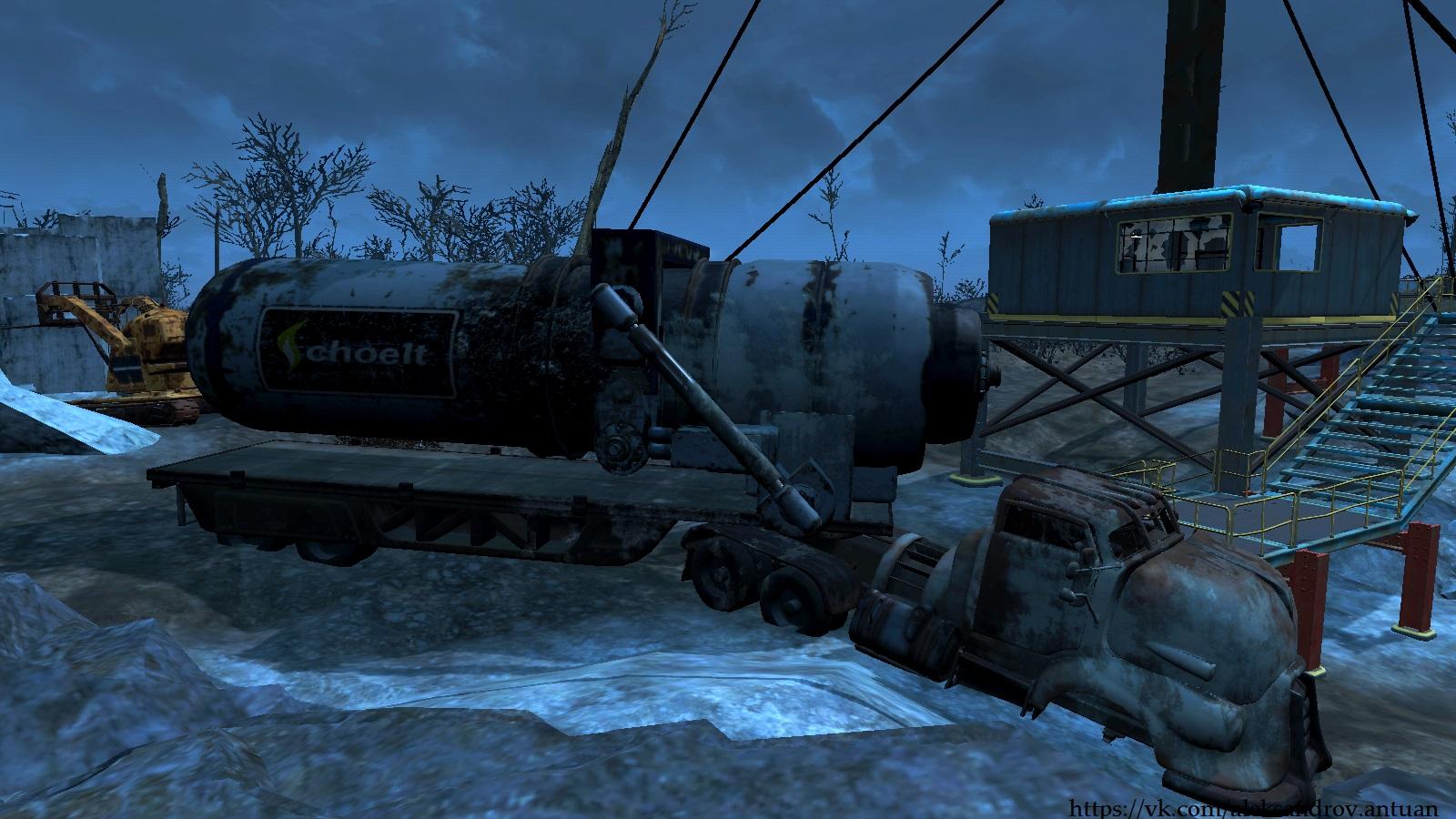 Агрегат ... - Fallout 4 каменоломня