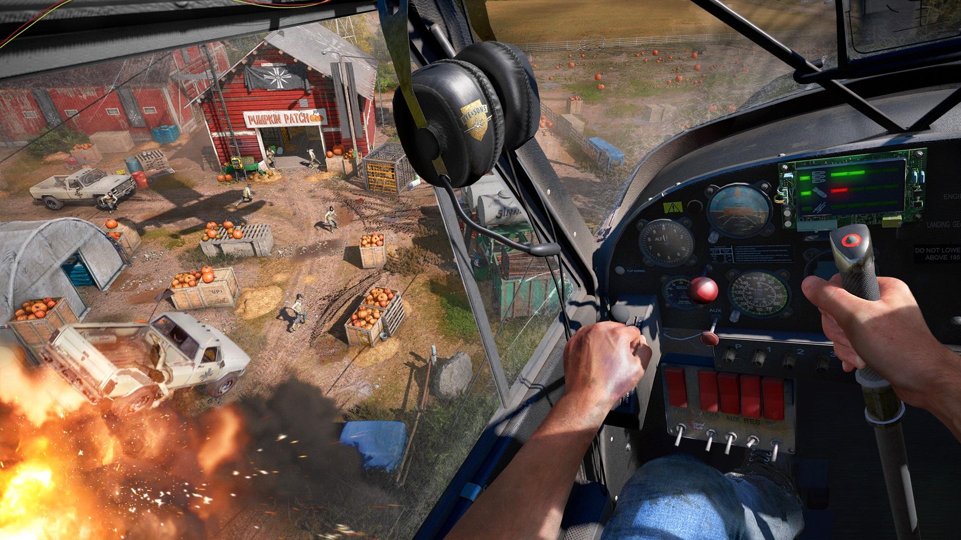 Far Cry 5 - Far Cry 5 Арт