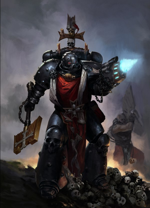 MBbtdSEeGv0.jpg - Warhammer 40.000: Dawn of War 3 Арт