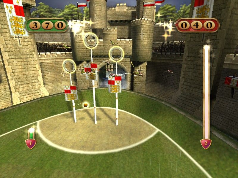 - - Harry Potter: Quidditch World Cup