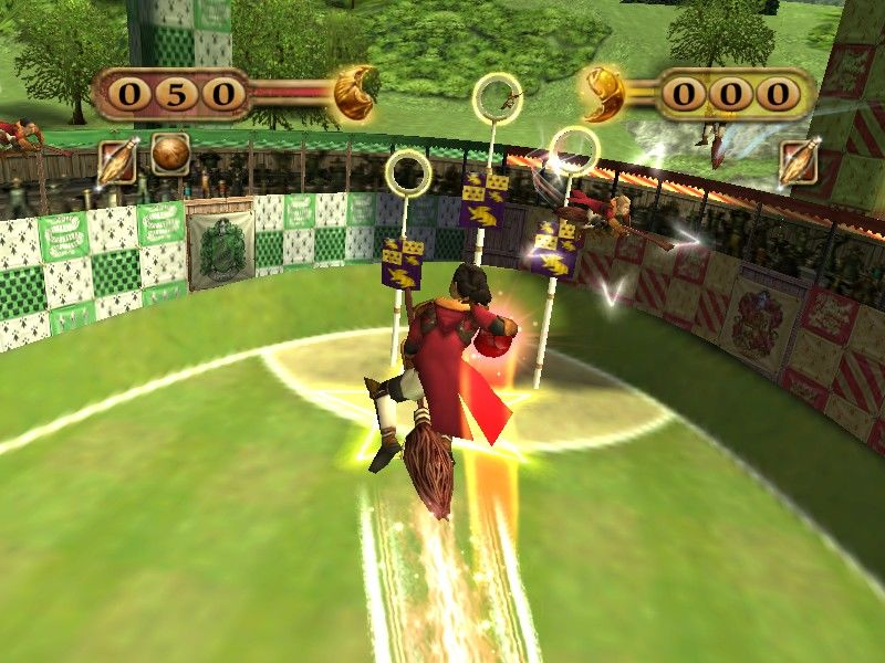 - - Harry Potter: Quidditch World Cup Скриншот
