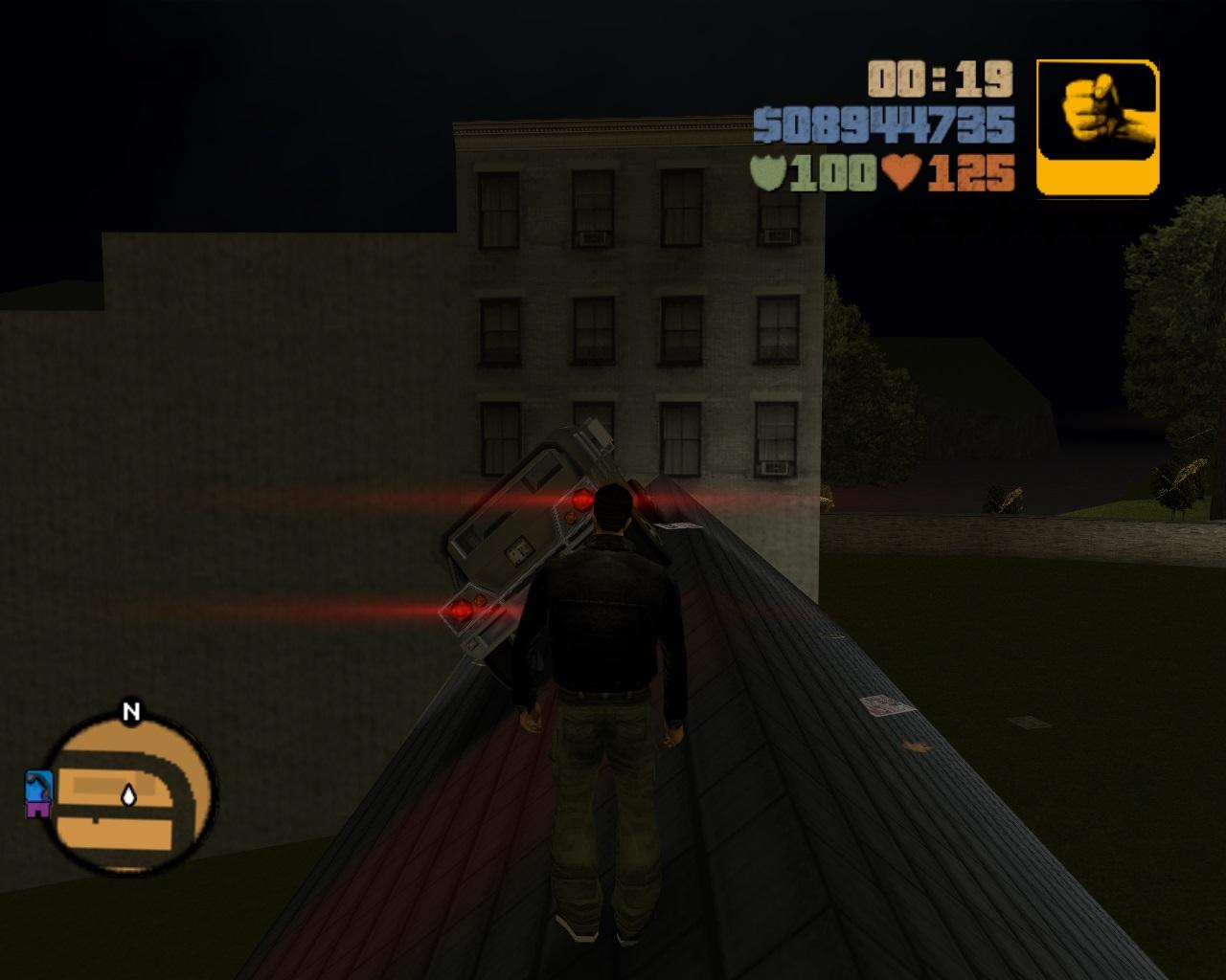 Ответ 2 - Grand Theft Auto 3