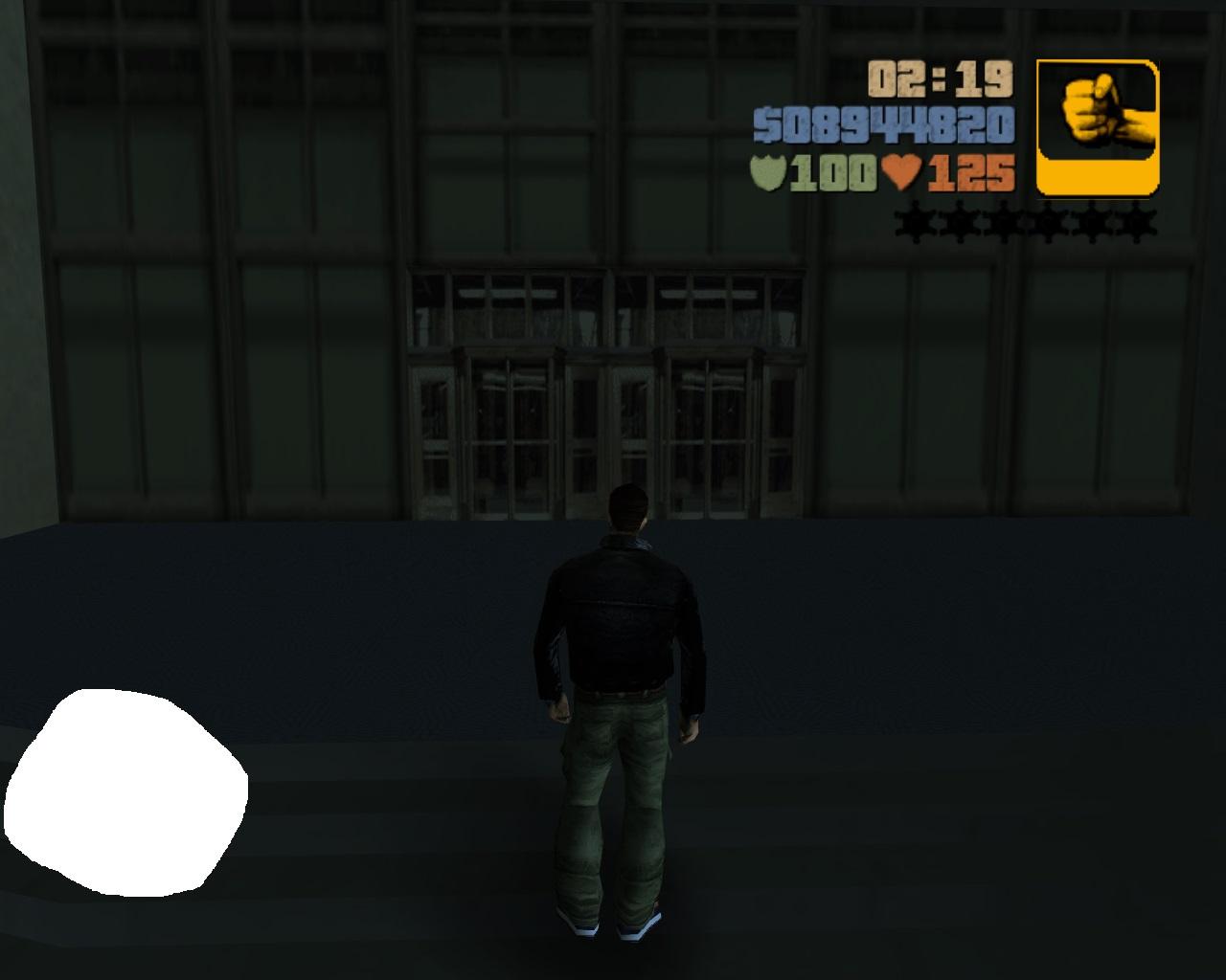 Задание 2 - Grand Theft Auto 3