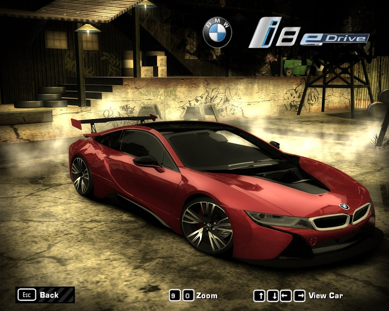 BMW i8 eDrive 2017.jpg - Need for Speed: Most Wanted (2005)