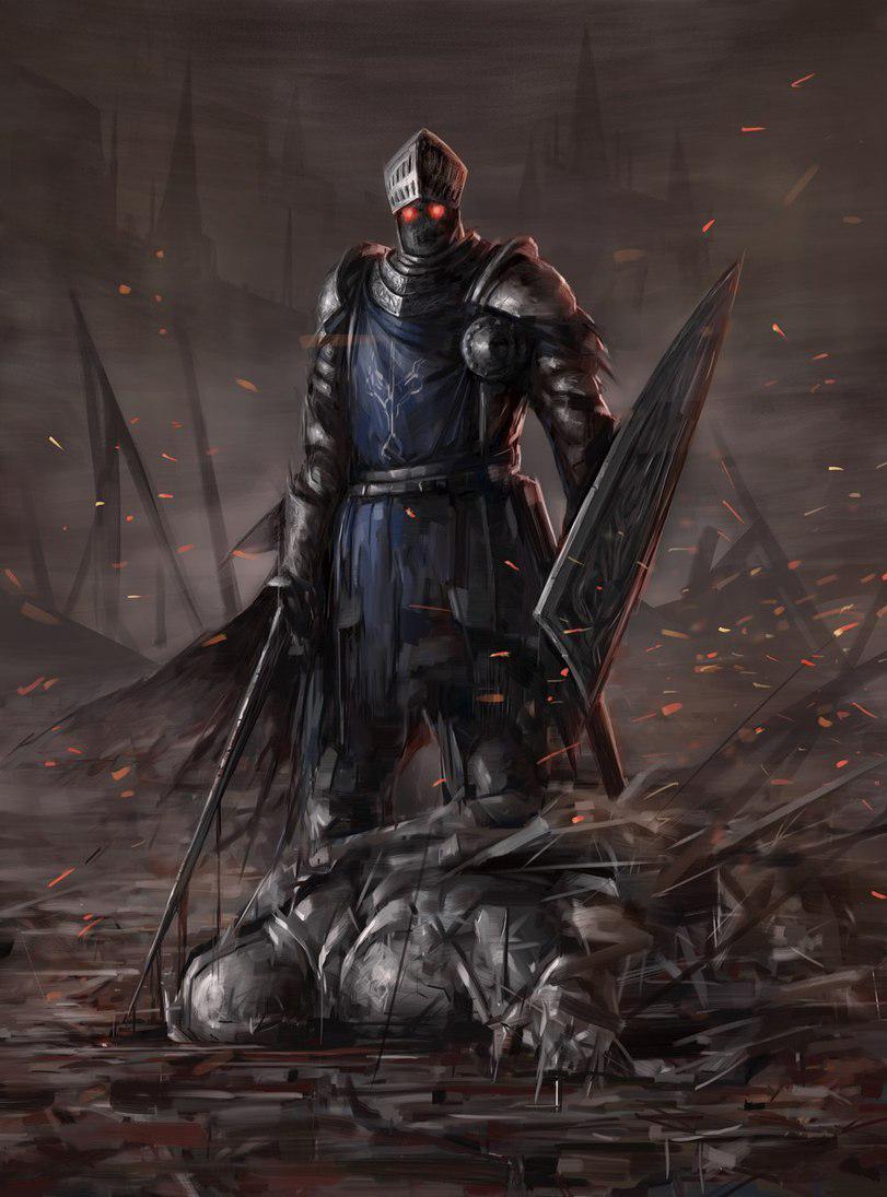 Dark Souls 3 - Dark Souls 3 Арт