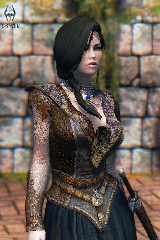 806. Эдель в Вайтране.jpg - Elder Scrolls 5: Skyrim, the CBBE, Сборка-21
