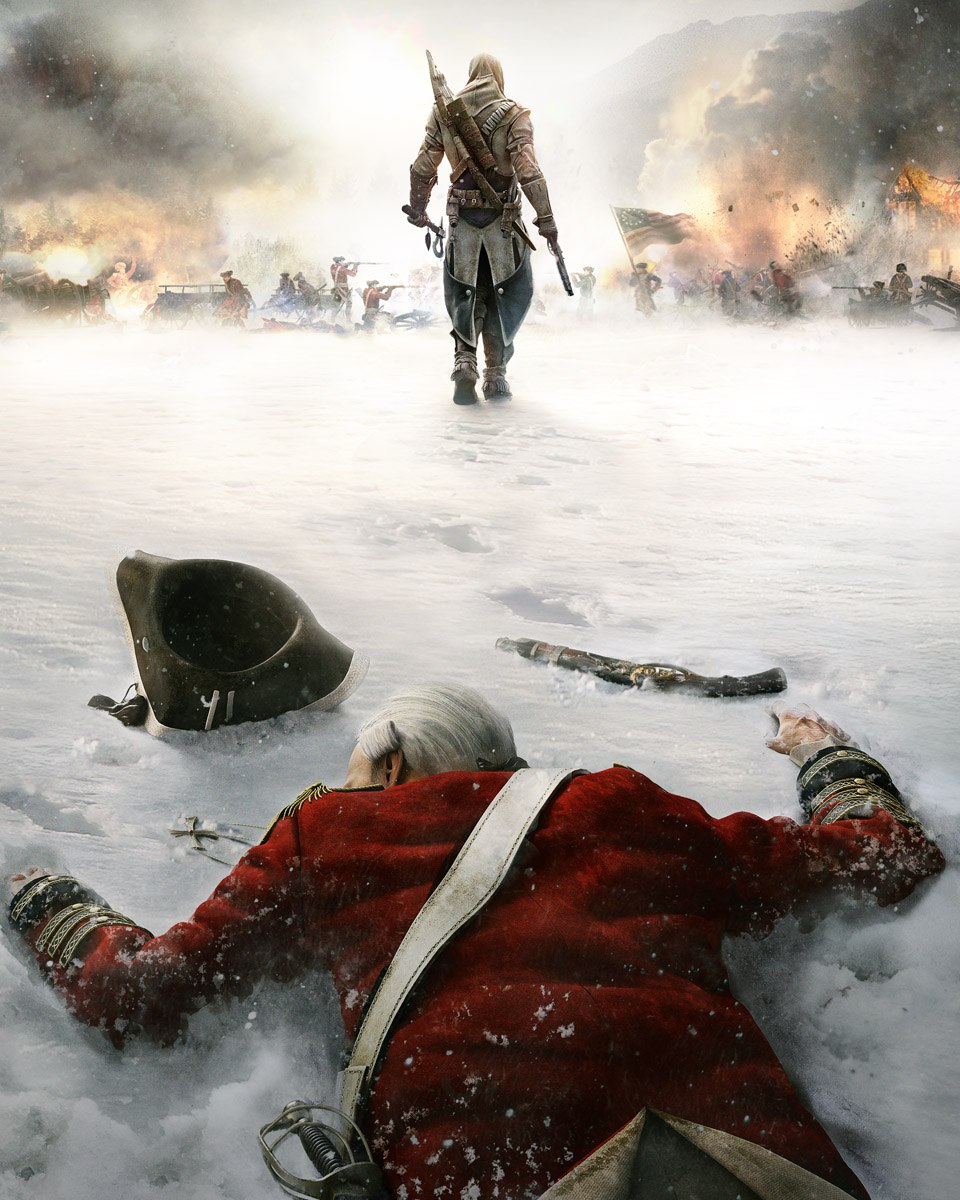 Assassin's Creed 3 - Assassin's Creed 3 Арт
