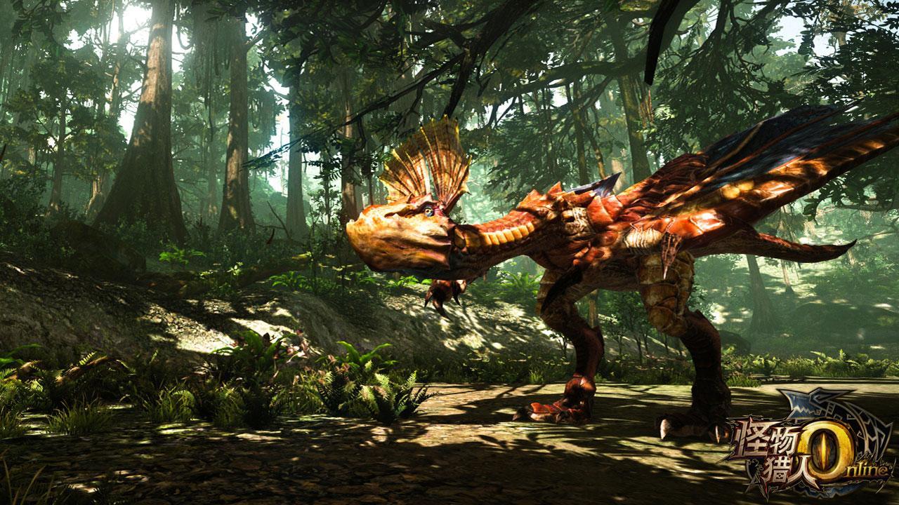 - - Monster Hunter Online