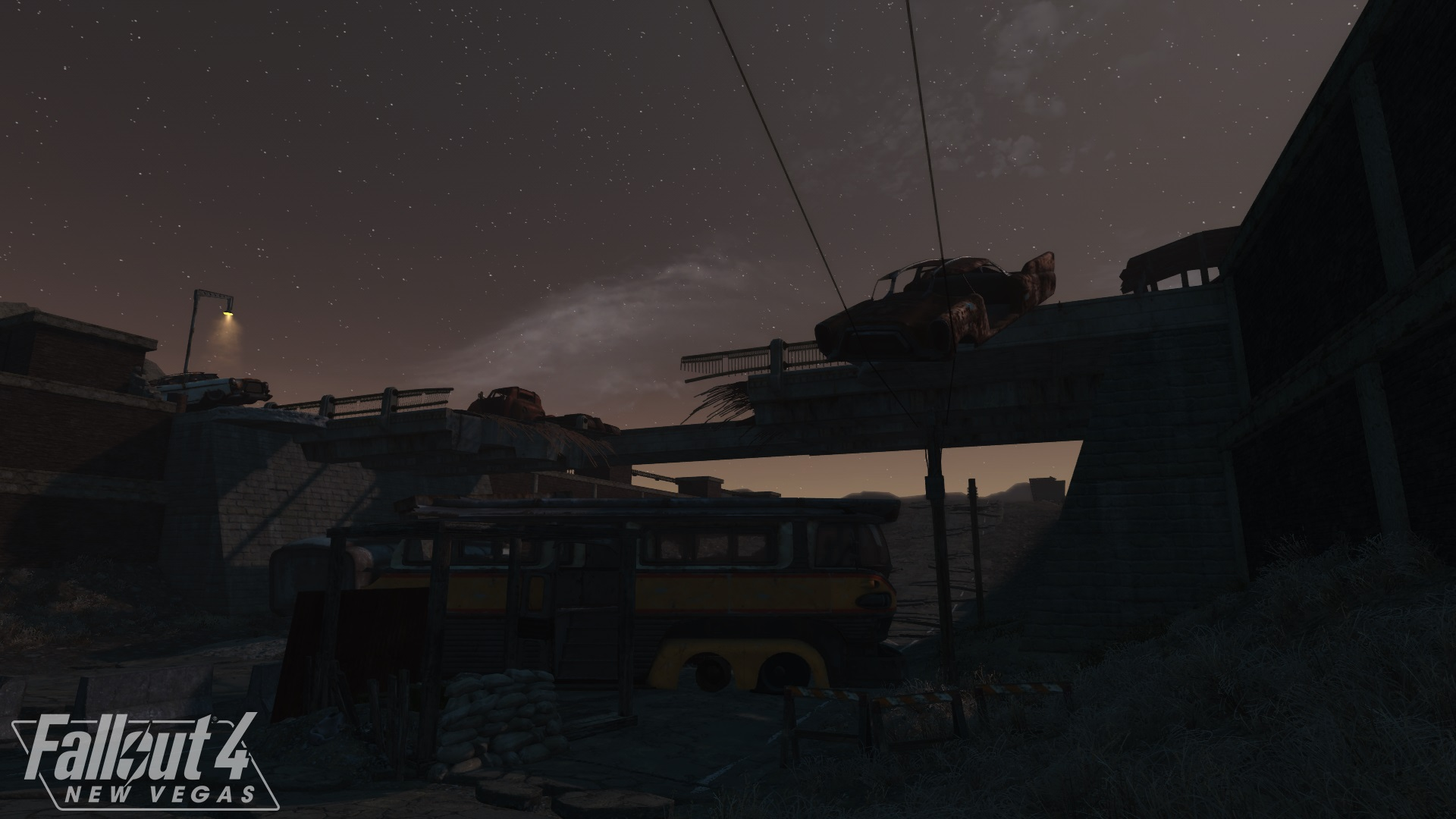 Fallout 4: New Vegas - Fallout 4 Мод