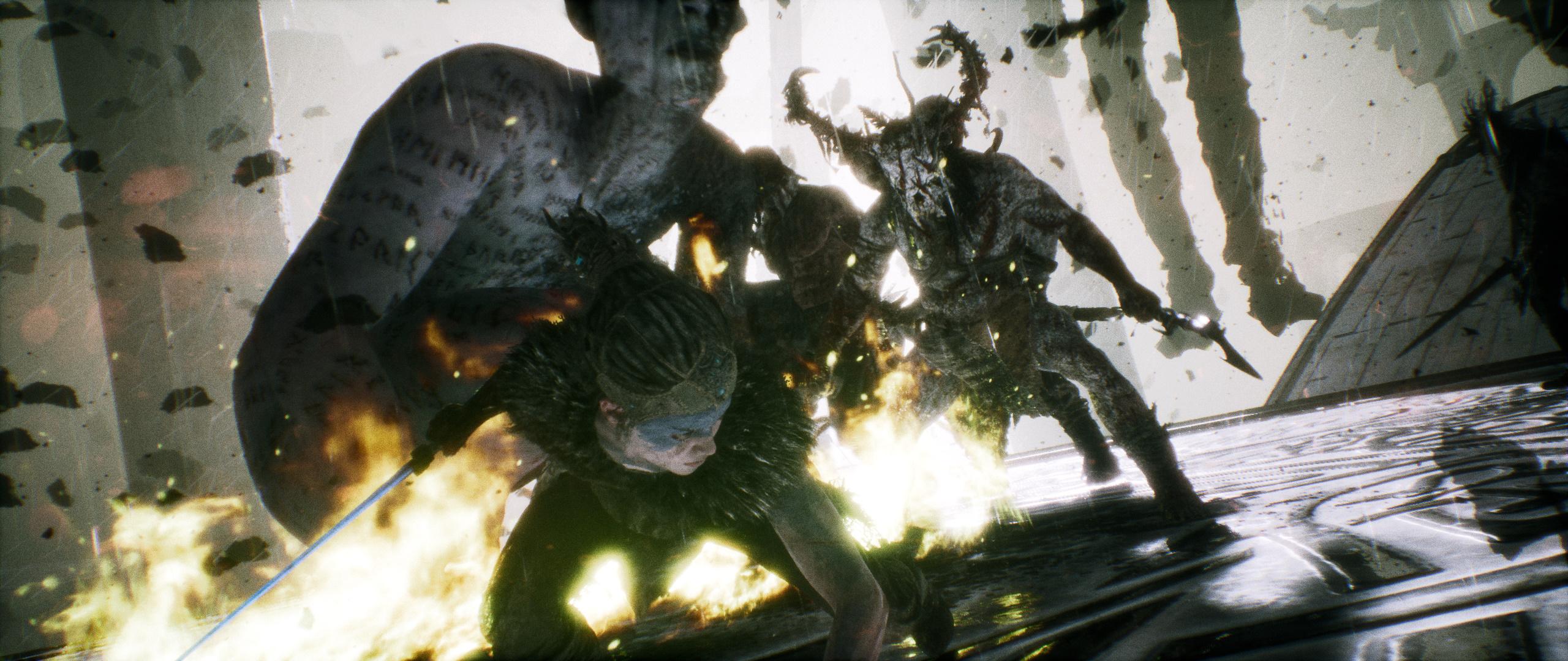 Hellblade: Senua's Sacrifice - Hellblade: Senua's Sacrifice Сеуна