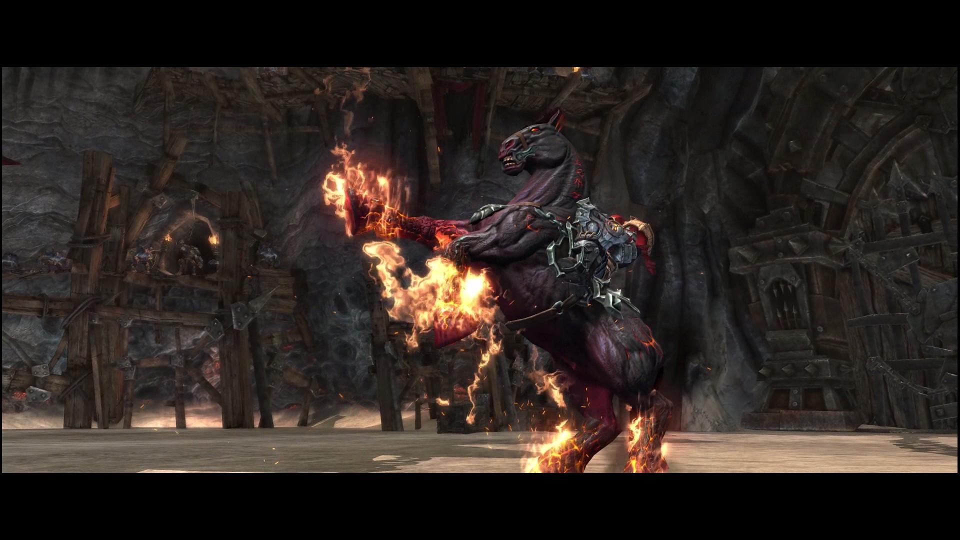 Огненная Плотва - Darksiders