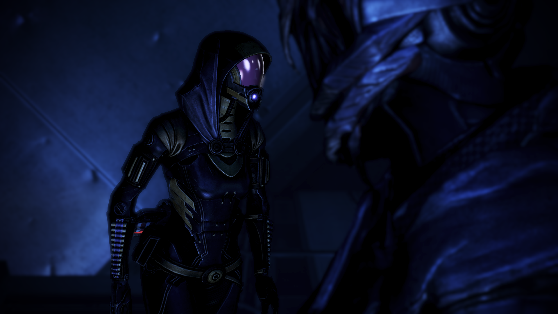 Screenshot - Mass Effect 3 эффект массы