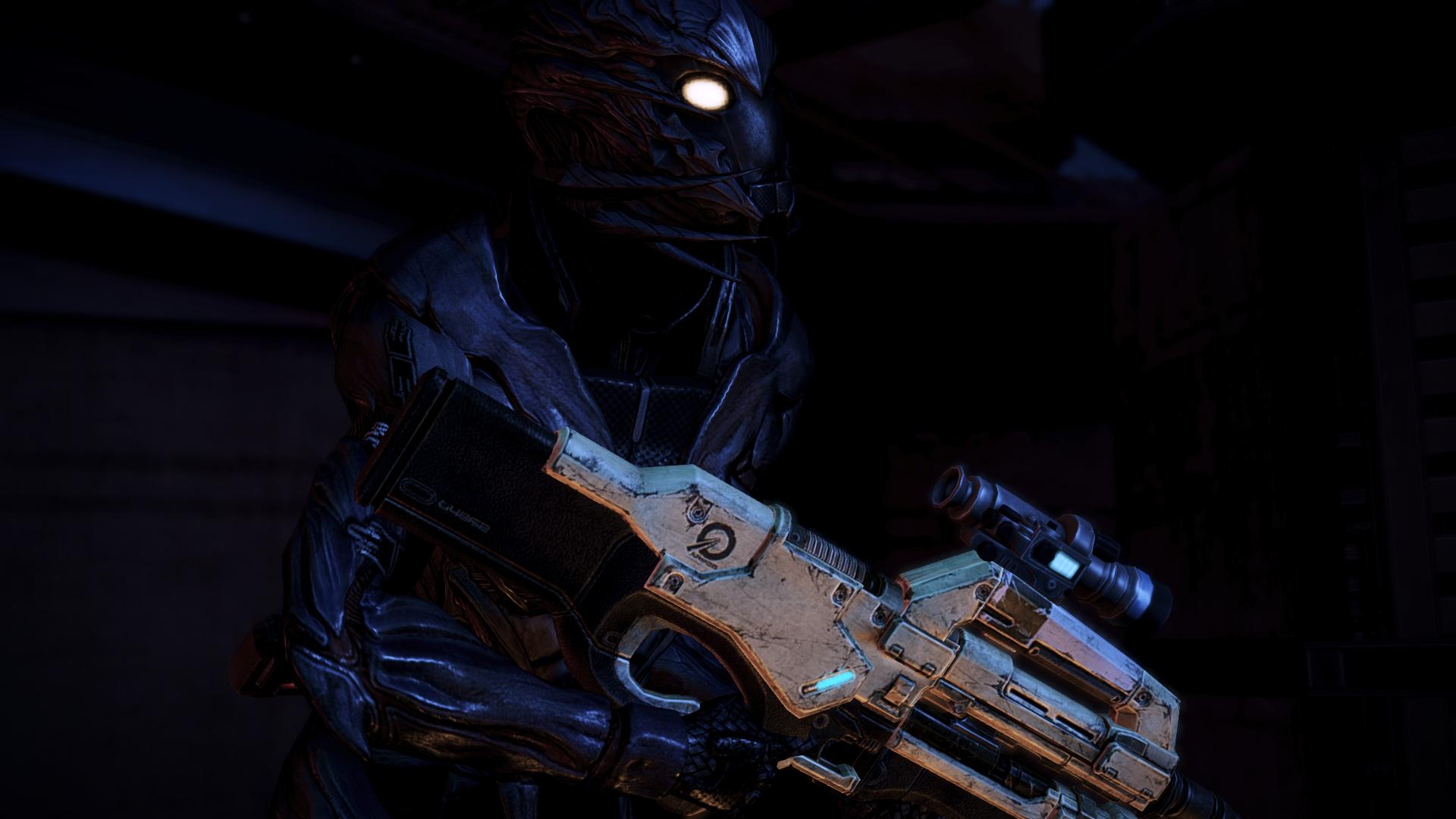 Screenshot - Mass Effect 3 эффект массы