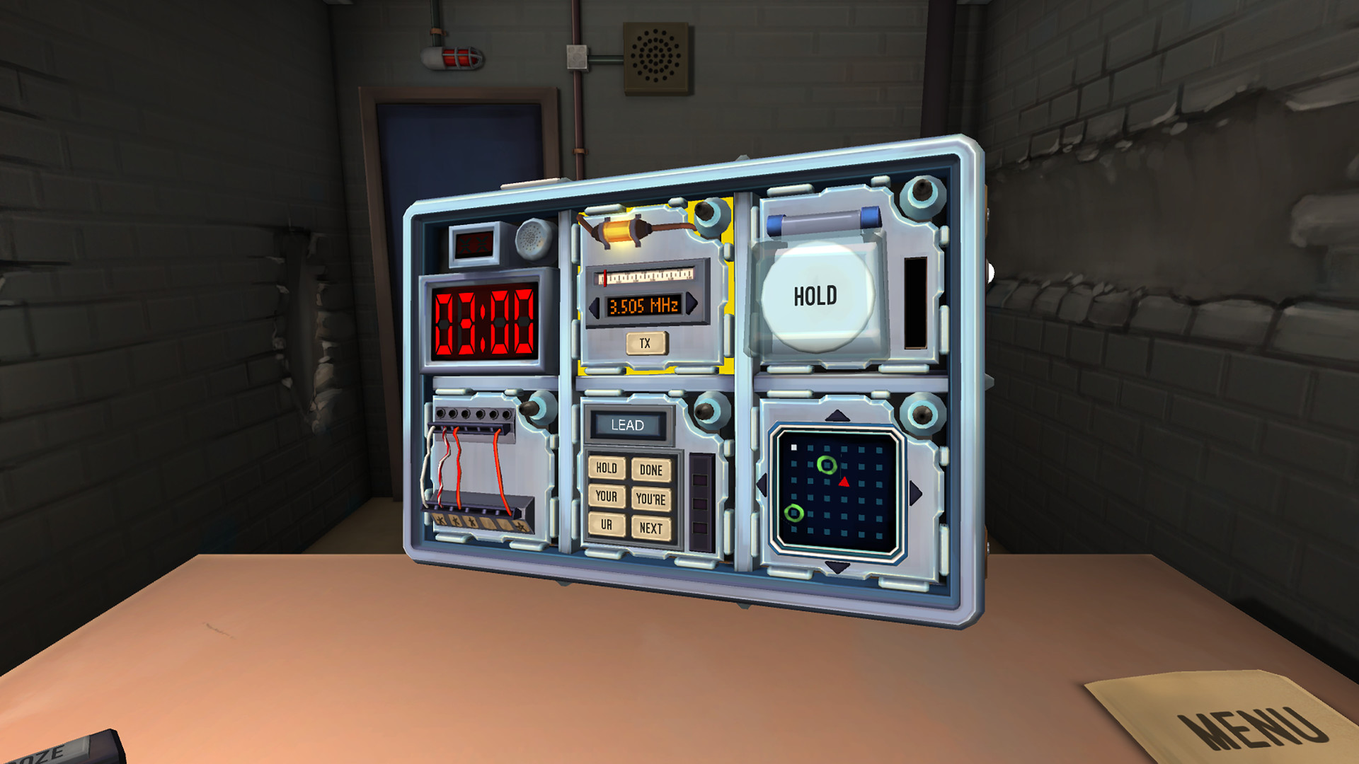 - - Keep Talking and Nobody Explodes