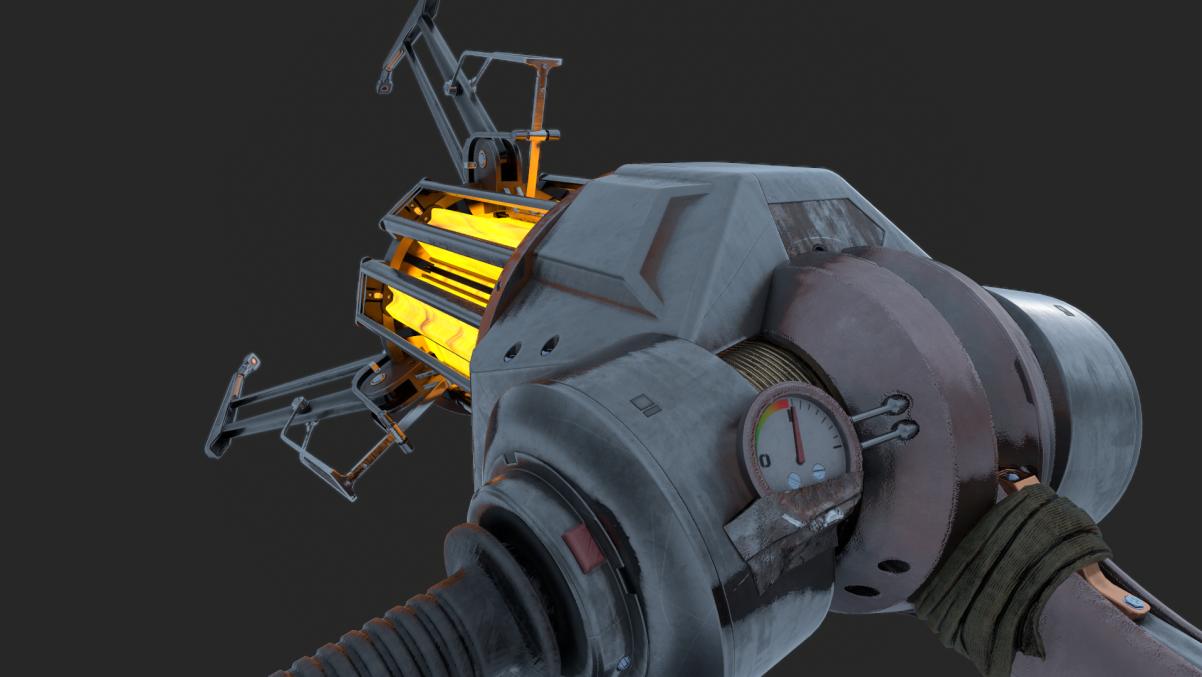 Project Borealis - Half-Life 2
