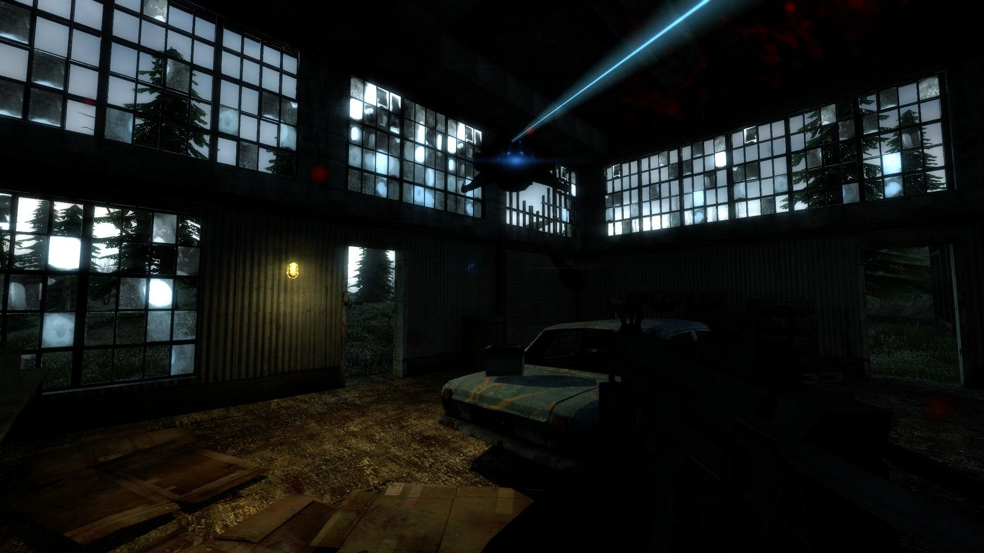 Opposing Force 2: Lost - Half-Life Мод
