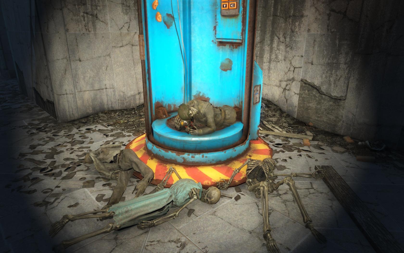 Битва за укрытие Пуловски (Лексингтон) - Fallout 4 Лексингтон, Пуловски, укрытие, укрытие Пуловски