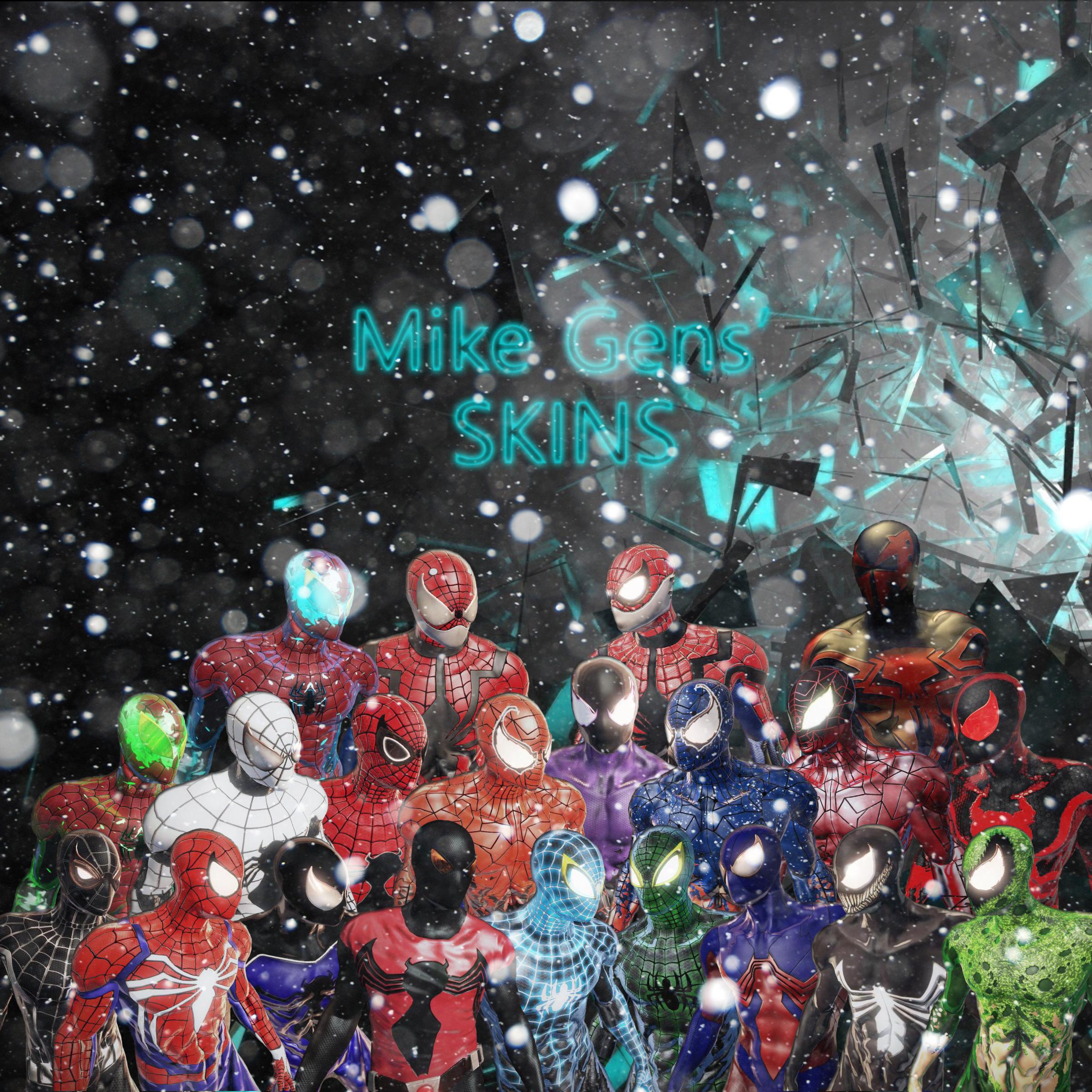 Авка.jpg - Amazing Spider-Man 2, the Mike Gens, Mike Gens' Skins, TASM, TASM2, Скин