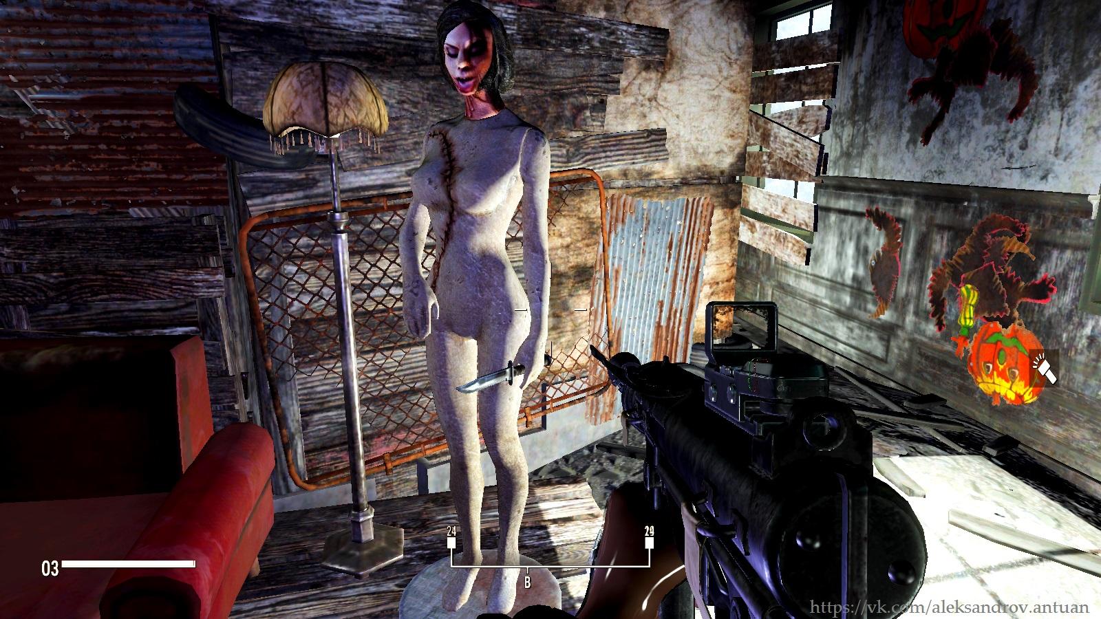 Подготовительная школа Восточного Бостона. - Fallout 4 Подготовительная школа Восточного Бостона