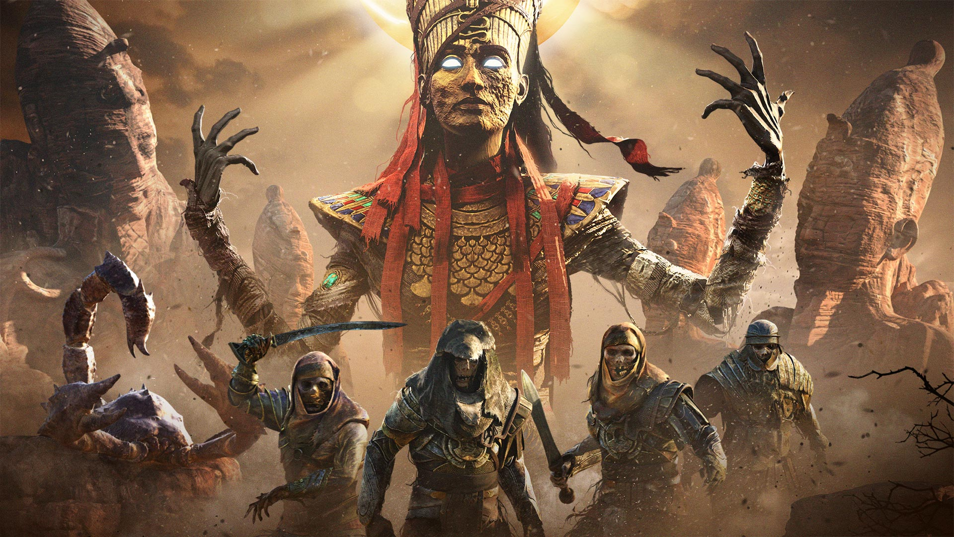 Assassin's Creed: Origins - Assassin's Creed: Origins Арт