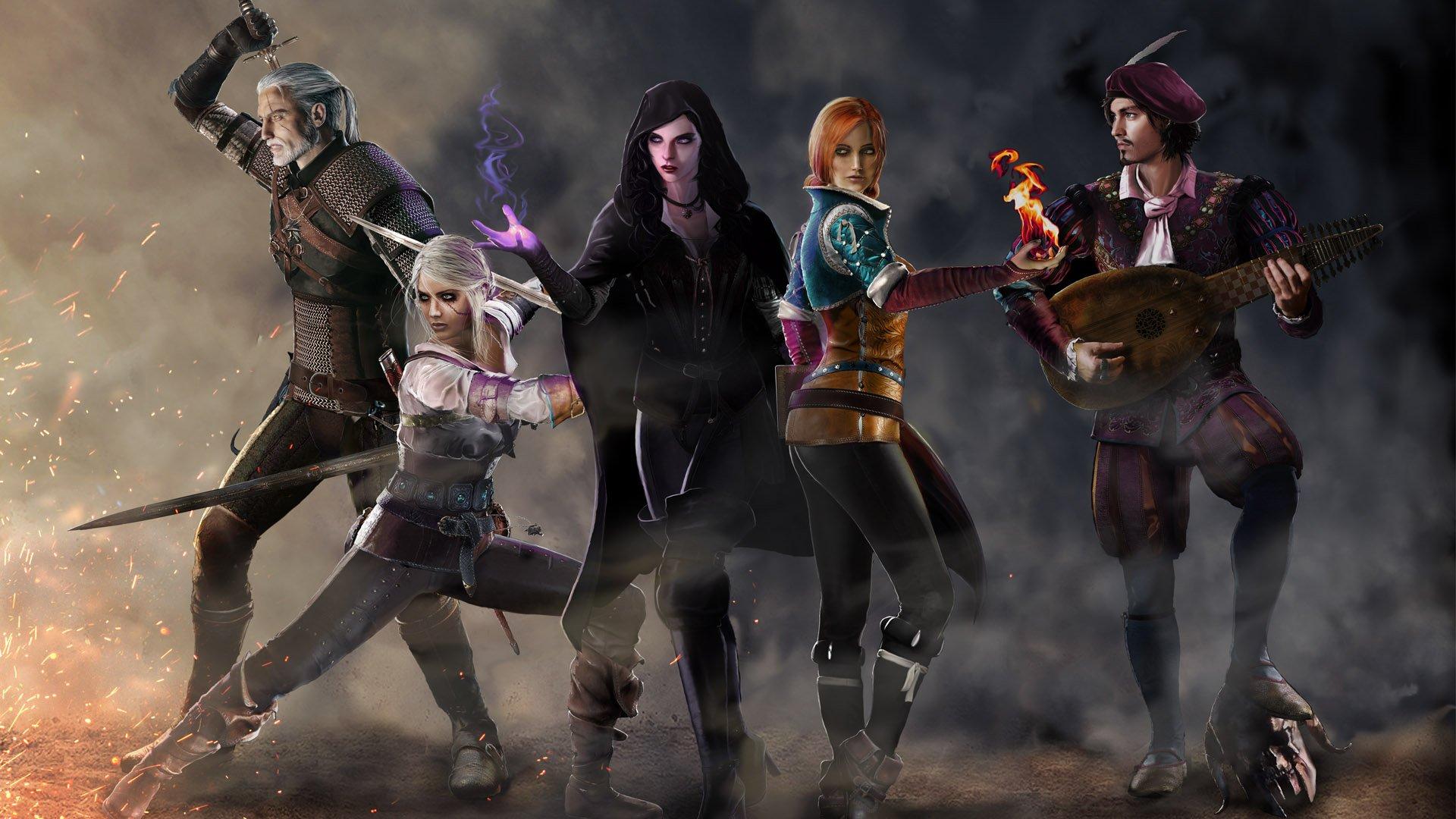 Комикс - Witcher 3: Wild Hunt, the