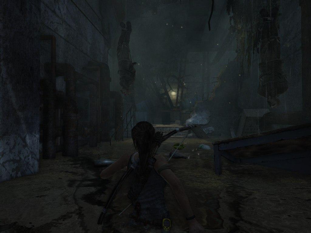 Приключения Лары - Tomb Raider (2013)
