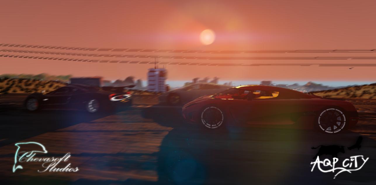Гонка - AQP City Скриншот