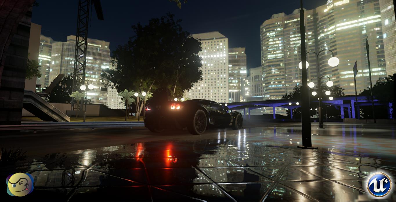 Автомобиль - AQP City